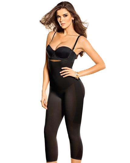 a53eddfeb9 Invisible Bodysuit Shaper with Rear Lift Leonisa - Pink Room Online ...