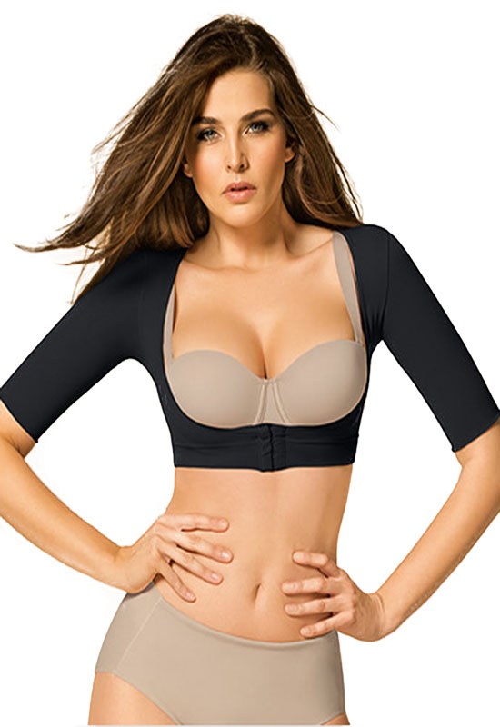 #015790 Leonisa Post-Surgical Arm Compression Vest with Posture Corrector