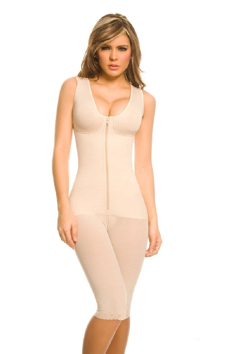 d6780e830 Ann Chery Venuz Bra- knee Length Leg-Powernet Body Garment - Girdles