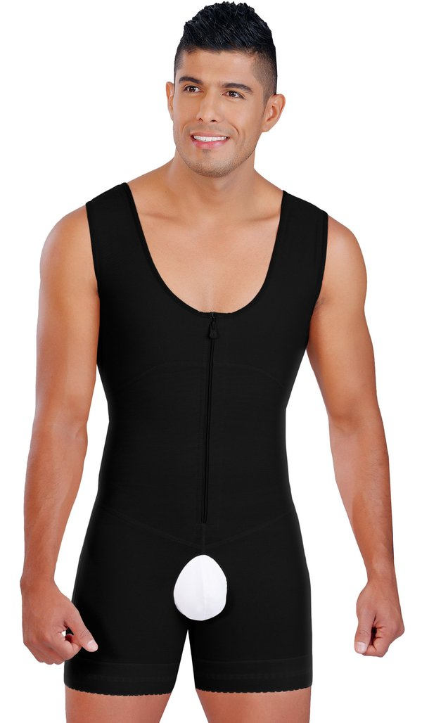Men's Full Body Shaper | Men's Compression Girdle Fajas Salome