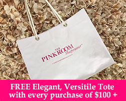 ThePinkRoom - Free Tote with all orders $100 or over