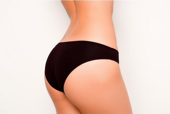 5 Organic Ways to Plump your Booty
